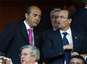Sevilla FC: Del Nido no quiere más salidas de tono