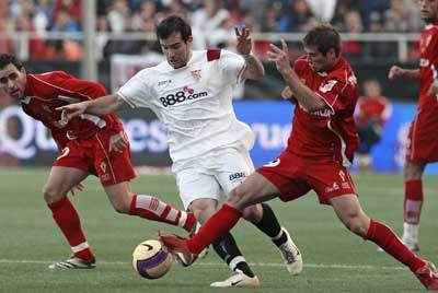 Sevilla FC: Maresca volvió a marcar como sevillista
