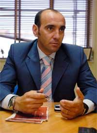 Sevilla FC: el director deportivo Monchi