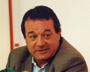 Sevilla FC: Rosendo Cabezas, en una imagen de archivo