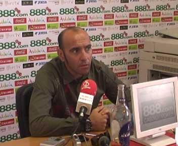 Sevilla FC: Monchi, en rueda de prensa