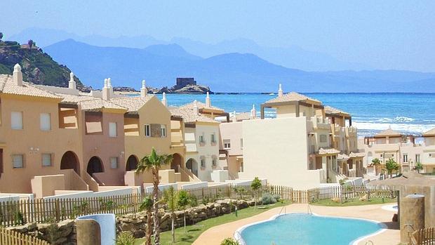 las casas de la tahona viviendas junto al mar de zahara