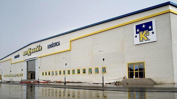 El promotor tom s olivo compra el gran centro de - Merkamueble bollullos ...