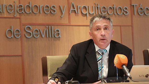 José Antonio Pérez, director de la Cátedra Inmobiliaria