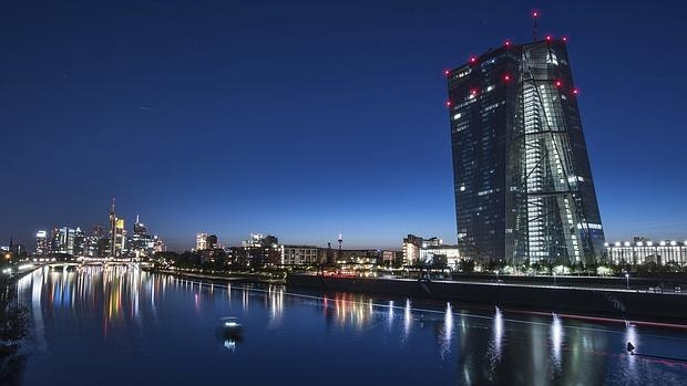 Sede del BCE, en Francfort