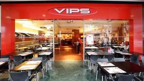Un establecimiento del grupo Vips