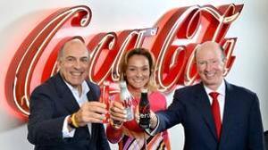 Coca-Cola impulsó el importe en el extranjero