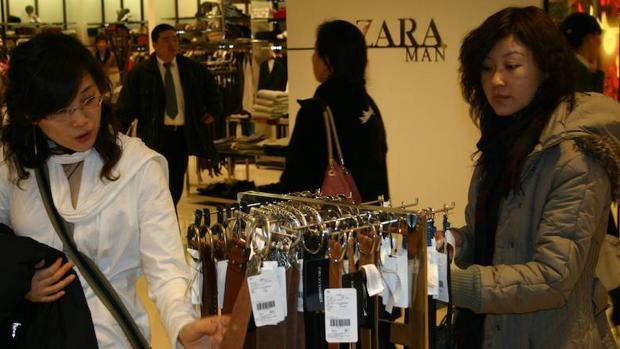 Zara entre las marcas favoritas de los j venes chinos - Zara en cadiz ...