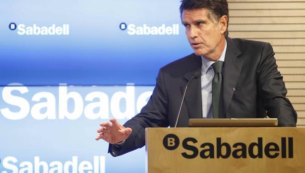 Sabadell gana 646 9 millones hasta septiembre 11 6 m s for Oficina sabadell sevilla