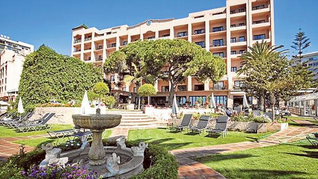 El Hotel Fuerte de Marbella, emblema de esta compañía andaluza