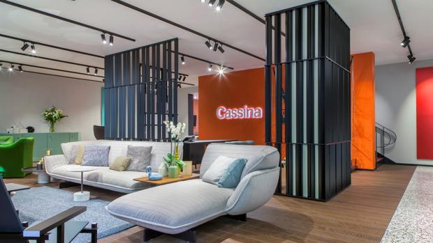 El mueble de lujo y dise o italiano busca el mercado for Registro bienes muebles madrid