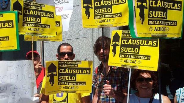 El gobierno aplaza dos semanas la aprobaci n del c digo for Clausula suelo acuerdo judicial