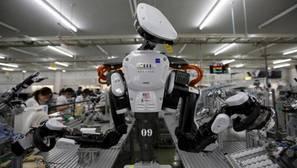 El robot, ¿un compañero de trabajo?