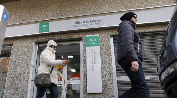 Espa a cre empleos y redujo el paro en for Oficina de empleo madrid