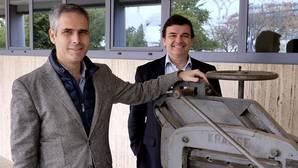 Manuel Villalón y Álvaro Muñoz de las Casas, dos de los promotores de Sothup Ventures