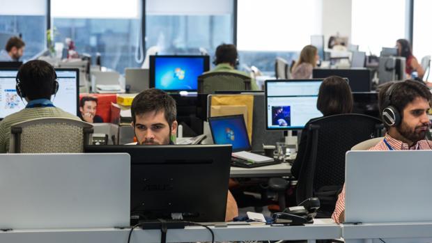 Amazon elige barcelona para instalar su centro de soporte for Oficina de registro barcelona