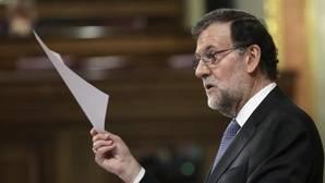 Rajoy anuncia que se ha cumplido con el objetivo pactado de déficit del 4,6% en 2016