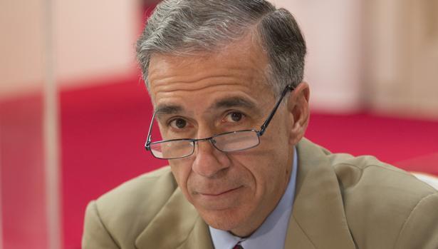 El presidente ejecutivo de Abengoa, Gonzalo Urquijo