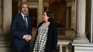 Íñigo de la Serna ha estado reunido este miércoles con Ada Colau