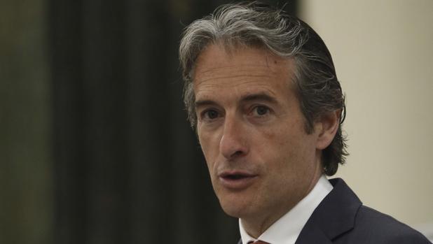 El ministro de Fomento, Íñigo de la Serna, durante su intervención hoy en un desayuno informativo de El Economista