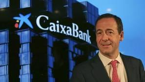 El consejero delegado de CaixaBank, Gonzalo Cortázar