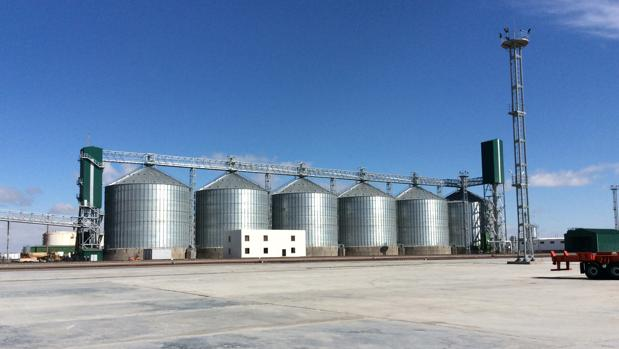 El programa SIWA permite saber desde la distancia qué está pasando en las plantas de almacenaje de granos