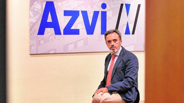 Manuel Contreras, consejero delegado de Azvi
