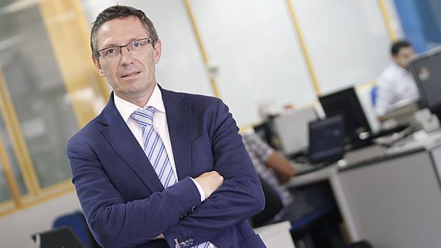 Javier Rubio, director general y máximo accionista de Tier1