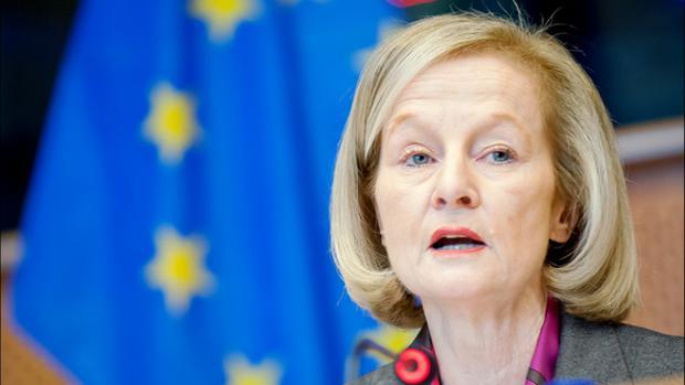 Daniele Nouy, presidenta de la Junta de Supervisión del BCE
