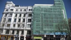 El 75% de los 18 millones de primeras viviendas en España se construyeron entre 1960 y 2007, según un estudio