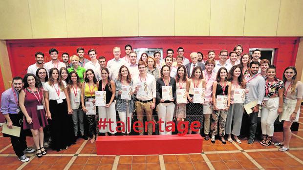 Ganadores de la cuarta edición de Talentage