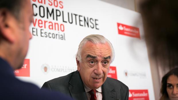 Marcos Peña, el presidente del Consejo Económicoy Social