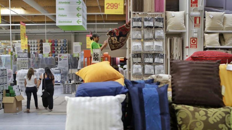 Leroy merlin abrir su primera tienda en el centro de for Leroy malaga catalogo