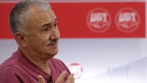 UGT planteará fijar un salario mínimo de 1.000€ en convenios desde 2018