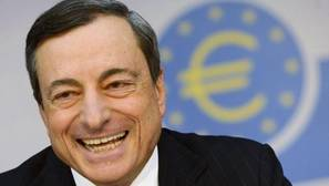 El presidente del Banco Central Europeo (BCE), Mario Draghi,