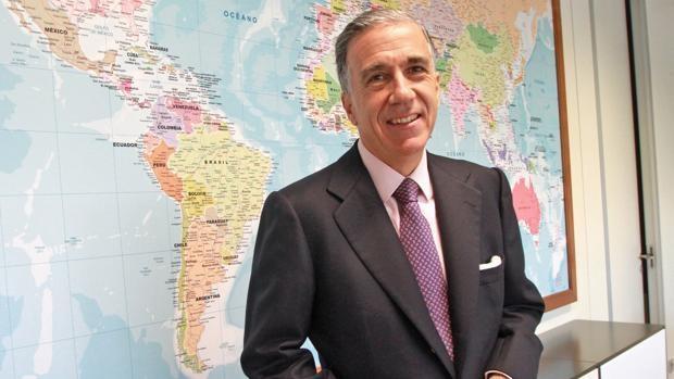 Gonzalo Urquijo, presidente de Abengoa
