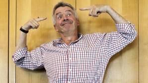 El consejero delegado de la aerolínea Ryanair, Michael O'Leary