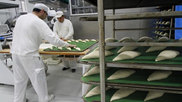 Fábrica de pan precocinado de Dos Hermanas