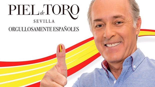 José Manuel Soto ecomo imagen de Piel de Toro