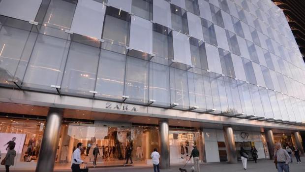 Inditex gana millones de euros en su primer semestre - Zara en cadiz ...