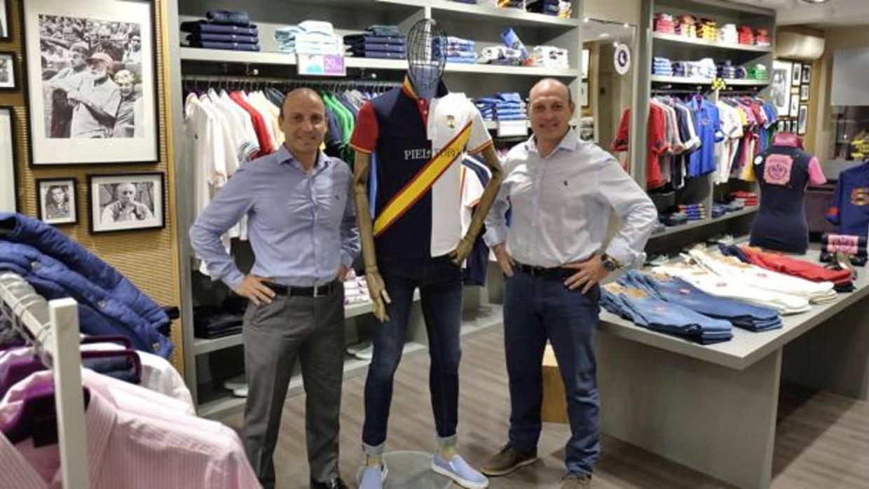bfe222e10054 La ropa con la «marca España» crece en Cataluña