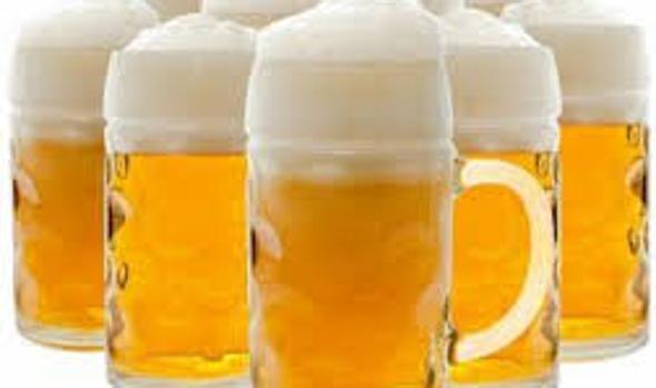La cerveza es un agente inoxidante