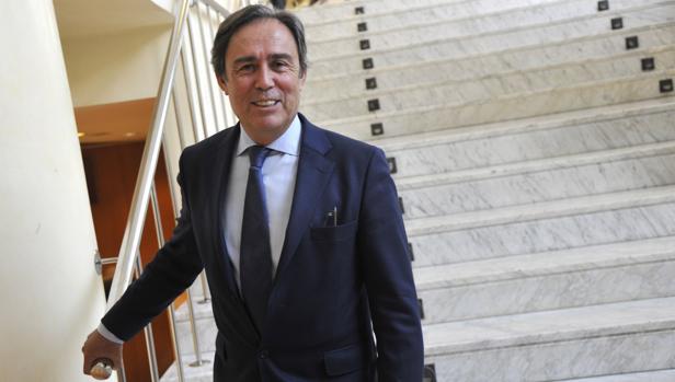 Ricardo Pumar López, presidente de Inmobiliaria del Sur (Insur)