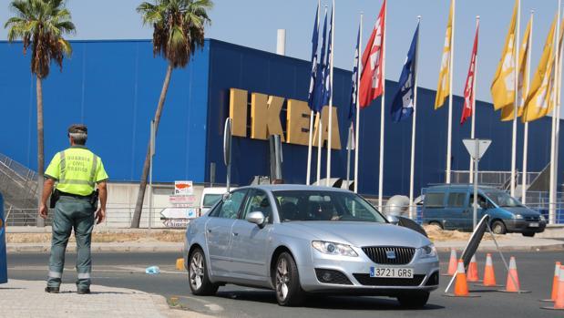 Tienda de Ikea en Castilleja de la Cuesta
