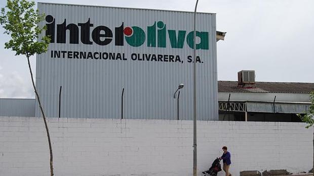 Factoría central de Interoliva en Dos Hermanas