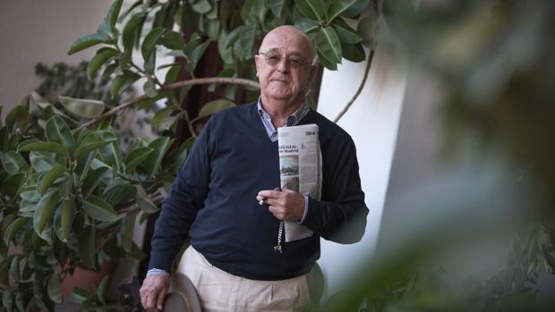 José Manuel Cepeda, presidented e Feragua