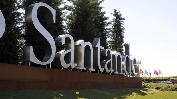 Sede corporativa del Santander en Boadilla del Monte (Madrid)
