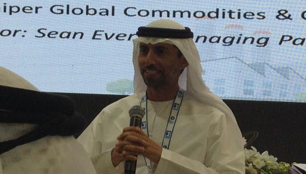Al Mazroui cree que el futuro pasa por aumentar la eficiencia de la producción de energía a base de gas.