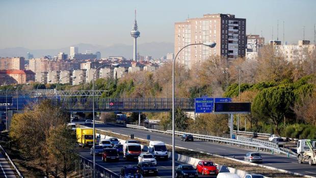 Operación salida durante el actual puente de diciembre