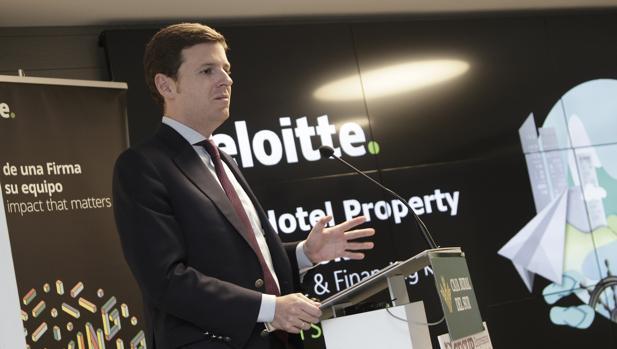 Javier García-Mateo, socio de Financial Advisory de Deloitte